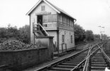 Burscough Junction station approach, 1970.jpg